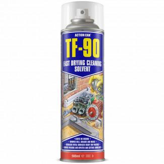 TF-90 500ML FAST DRY CLEANING SOLVENT