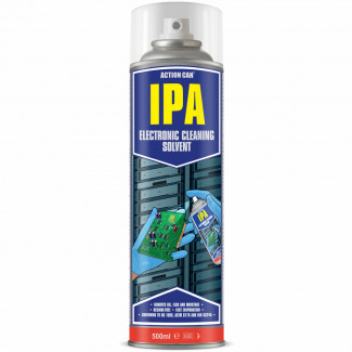 I.P.A 500ML ALCOHOL CLEANING SOLVENT