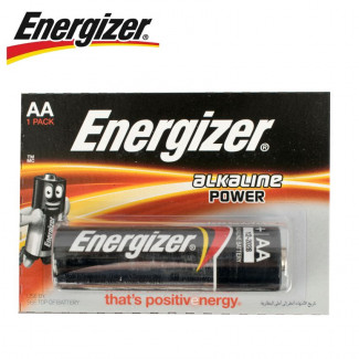 ENERGIZER POWER AA - 12 PACK STRIP