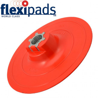 BACKING PAD HOOK AND LOOP 115MM X M14 X2 NO FOAM LAYER