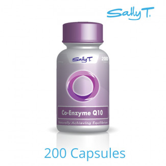 CO-ENZYME Q10 100MG -200 CAPS