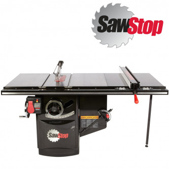 SAWSTOP INDUSRIAL CABINET SAW 250MM 3HP