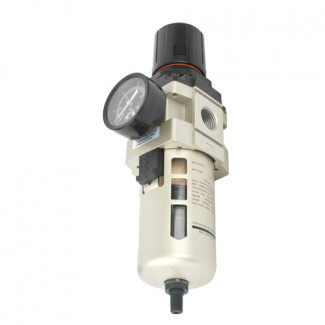 FILTER / REGULATOR 1/2' IN LINE WITH AUTO DRAIN