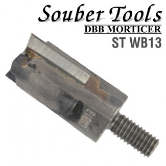 CUTTER 13.2MM /LOCK MORTICER FOR WOOD SCREW TYPE