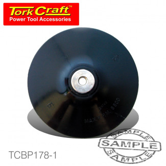 ANGLE GRINDER PAD FOR 178 X 22MM DISCS  M14 X 2 THREAD