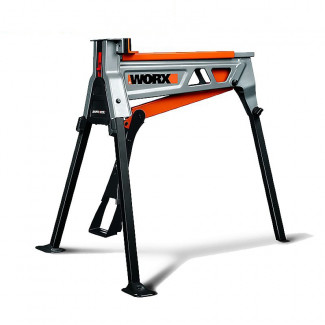 WORX JAWHORSE 880MM PORTABLE VICE 1 TON CLAMPING PRESSURE